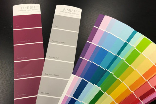 How To Pick The Right Paint Colors For Your Interior